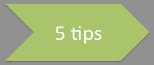 succeshistorier 5 tips